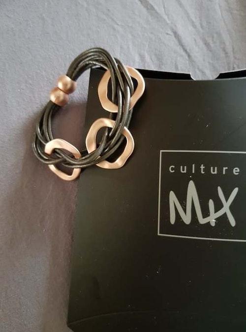 Culture Mix armband cirklar