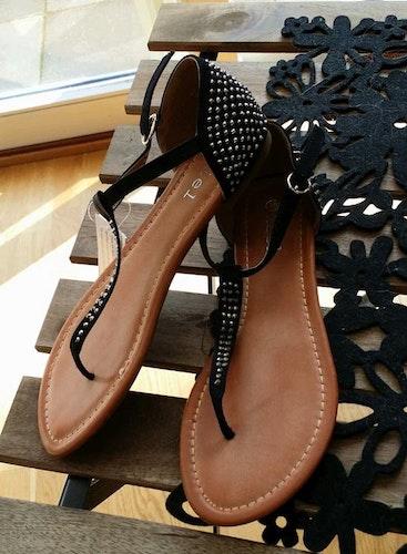 Bling bling sandaler, från danska Miel