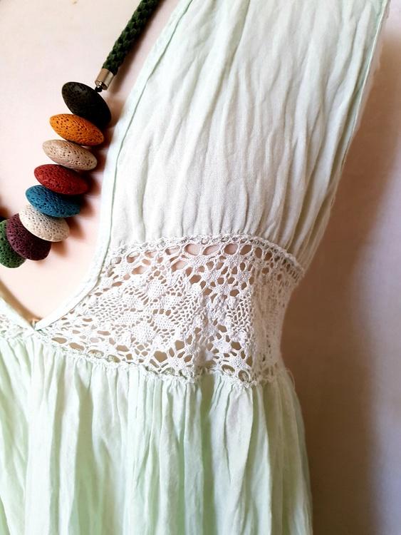 Linne/tunika i bomullsvoile' från Faith, finns i 3 färger