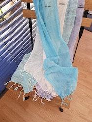 Fina råsiden scarves från Faith, 4 färger