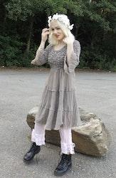 Klänning/tunika Sara i bomullsvoile från Faith, 3 färger, One Size