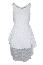 Vit spetsklänning från Sweet Lemon