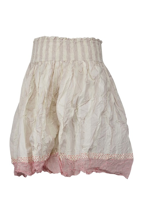 Randig kjol Ewa i Walla 22766