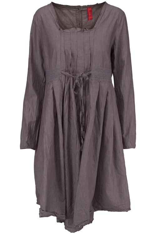Ewa i Walla klänning nougat 55479