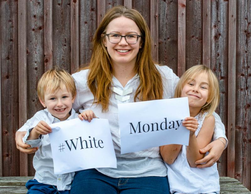 #whitemonday - End dag för hållbar konsumtion