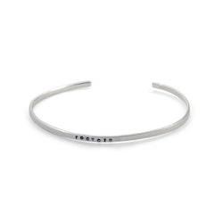 Recycle - Armband i Återvunnet Silver