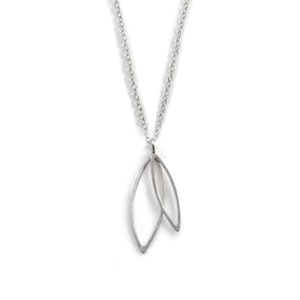 Spira - Halsband i Återvunnet Silver