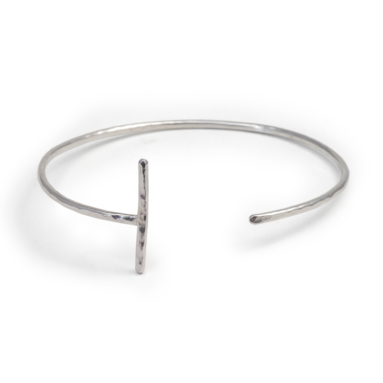 Armband Geometriskt Återvunnet Silver