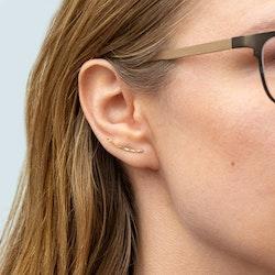 18k Ear Climber – Örhänge i Återvunnet Guld