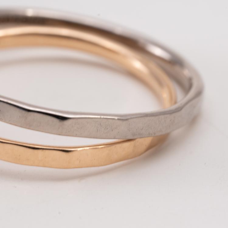 Polly - Ring med ca 0,5ct återvunnen ädelsten 18k guld