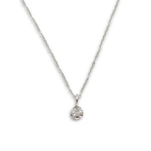 Frö Halsband - Återvunnet Silver