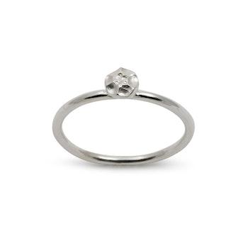 Frö - Ring i Återvunnet Silver