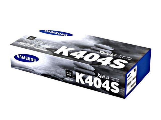 Toner CLT-K404S - Svart 1500sidor - original