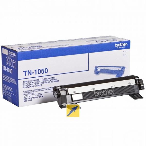 Lasertoner Brother TN-1050  - 1000sidor - original