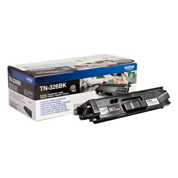 Toner TN326BK - Svart 4000sidor - original