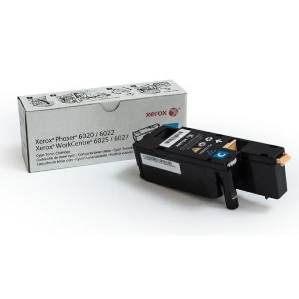Toner 106R02756 Blå/cyan - 1000sidor - original