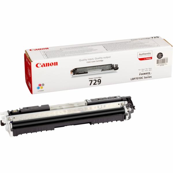 Lasertoner 729 Svart - 4370B002 - 1200sidor - original