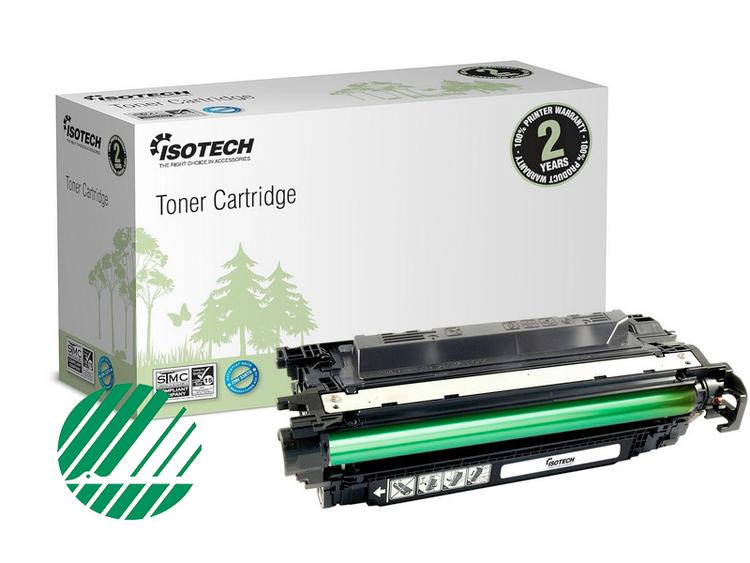 Toner 723H kompatibel för 2645B002 - Svart 10000sidor Isotech