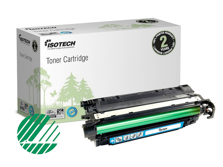 Toner 723 kompatibel för 2643B002 - Blå 7000sidor Isotech