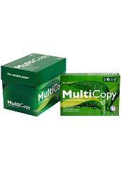 Papper MultiCopy A4 hålat 80g 2500ark