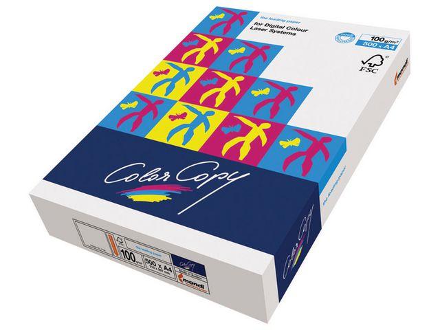 Papper ColorCopy A4 ohålat 100g 500ark