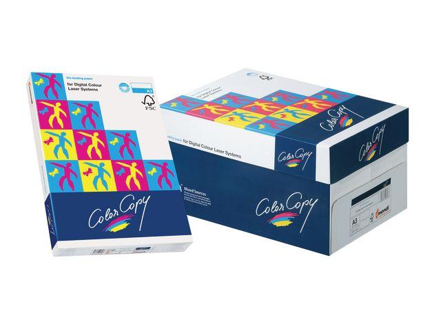 Papper ColorCopy A3 ohålat 100g 500ark