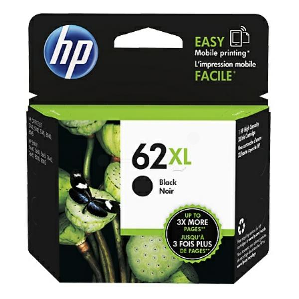 HP bläck 62XL svart 600sidor - original