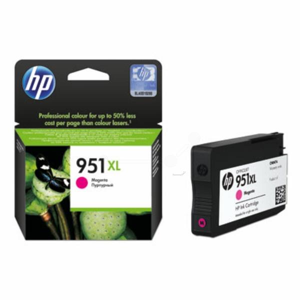 HP bläck 951XL Röd/magenta 1500sidor - original