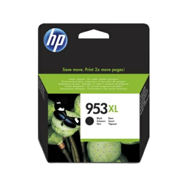 HP bläck 953XL svart 2000sidor - original