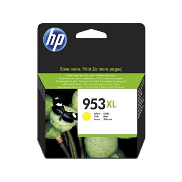 HP bläck 953XL Gul 1600sidor - original