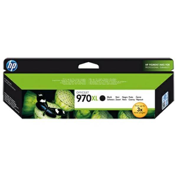 HP bläck 970XL svart 9200sidor - original
