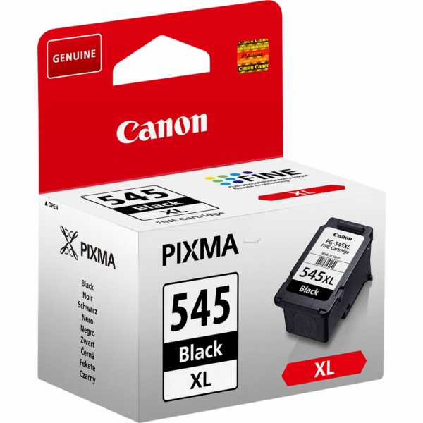 Canon bläck PG-545XL svart 400sidor - original