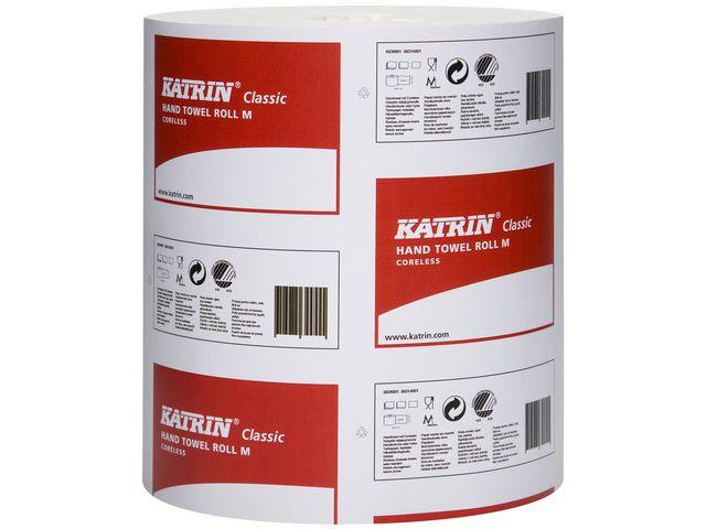 Torkrullar Katrin Classic för M/medi dispenser 6st x 320meter
