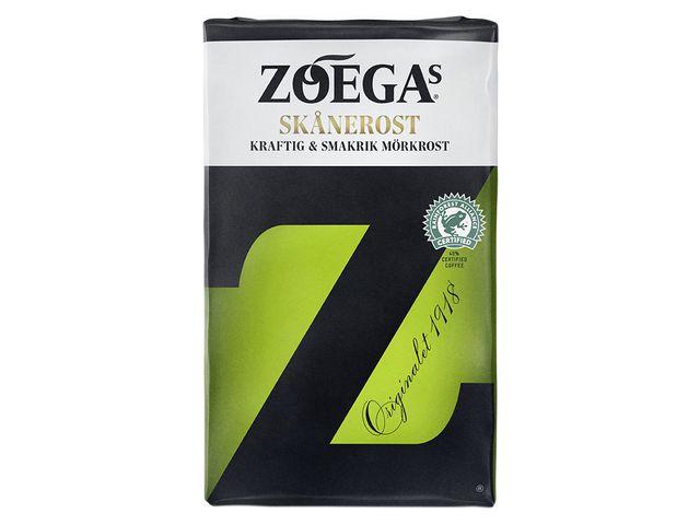 Kaffe ZOEGAS Skånerost 12 x 450g
