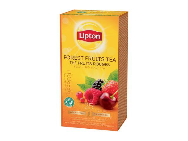 Te LIPTON påse Forest fruit 25/fp