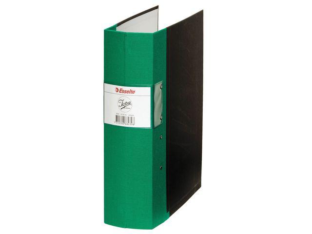 Pärm JOPA tygrygg gaffel A4 ryggbredd: 80mm grön