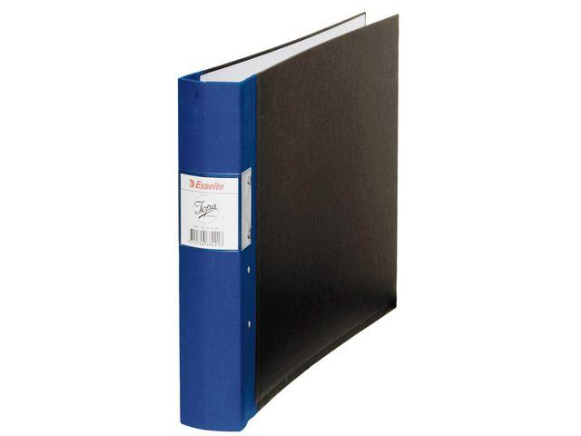 Pärm JOPA tygrygg gaffel A3L liggande ryggbredd: 60mm blå