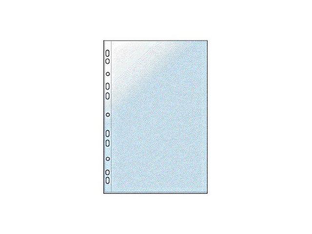 Plastfickor för pärm A4 0,08 klar 100st