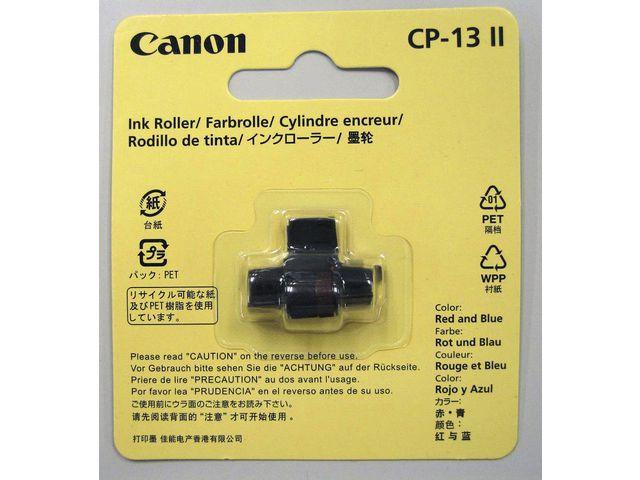 Färgband Inkroll CANON CP-13 5166B001 lila/röd