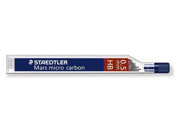 Blystift t stiftpennor - STAEDTLER 0,5mm HB 12x12stift