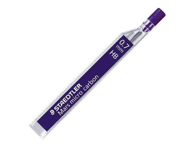 Blystift t stiftpennor - STAEDTLER 0,7mm HB 12x12stift