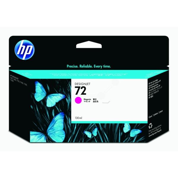 HP bläck magenta/röd nr:72 (130 ml) - C9372A