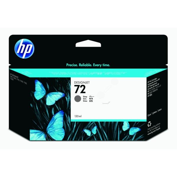 HP bläck Grå nr:72 (130 ml) - C9374A