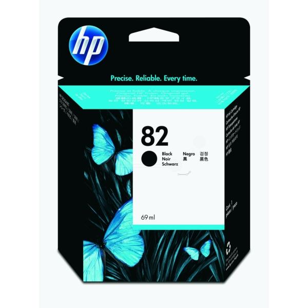 HP bläck svart nr:82 (69ml) - CH565A