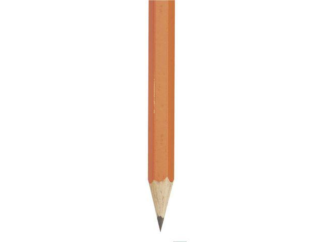 Blyertspenna FABER pol. HB 72st/fp