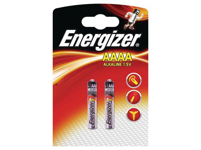 Batteri ENERGIZER AAAA 2st/fp
