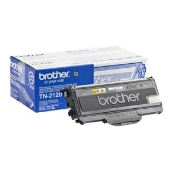 Lasertoner Brother TN-2120 - 2600sidor - original