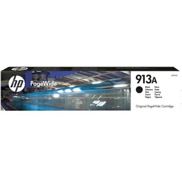 HP bläck 913A Cyan/blå 37ml - original