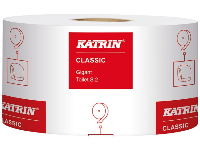 Toalettpapper Classic Gigant S 200m 12st/fp