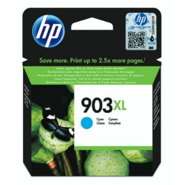 HP bläck 903XL blå/cyan 825sidor original
